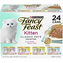 Grain Free Pate Wet Kitten Food
