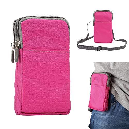 Clips para cinturón de teléfono deportivo para correr, bolsa de cintura, pequeñas bolsas cruzadas para hombres y mujeres