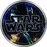 Unique Star Wars Classic Round 9 Inch Dinner Plates 8ct