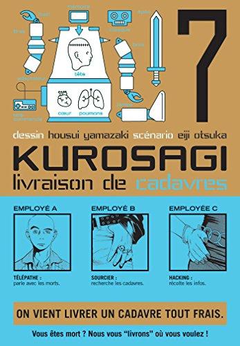 Kurosagi T07 : Livraison de Cadavres
