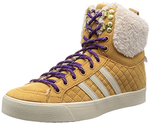 adidas Damen Park Womantr Hi Woman High-Top, Camel, 36 2/3 EU
