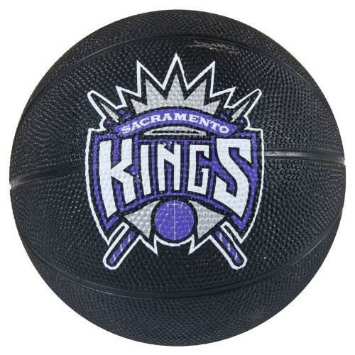 Find Discount NBA Sacramento Kings Spaldingteam Logo, Black, N