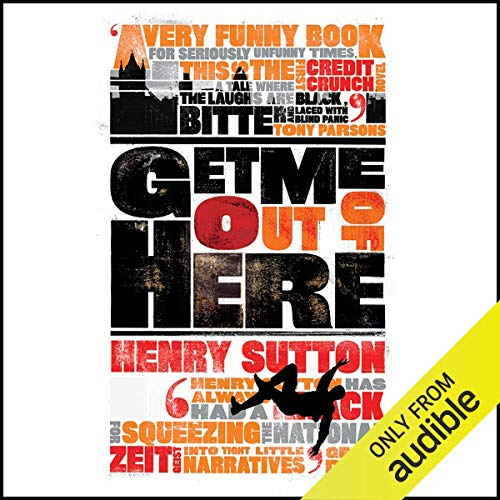 Page de couverture de Get Me Out of Here