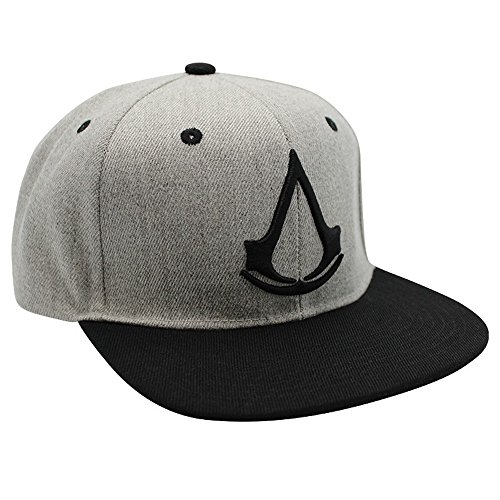 Assassin's Creed - Grey Logo - Cap | Ubisoft | Original Merchandise