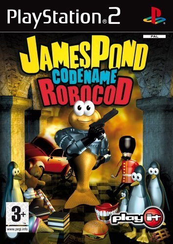James Pond: Codename Robocod (PS2) by System 3