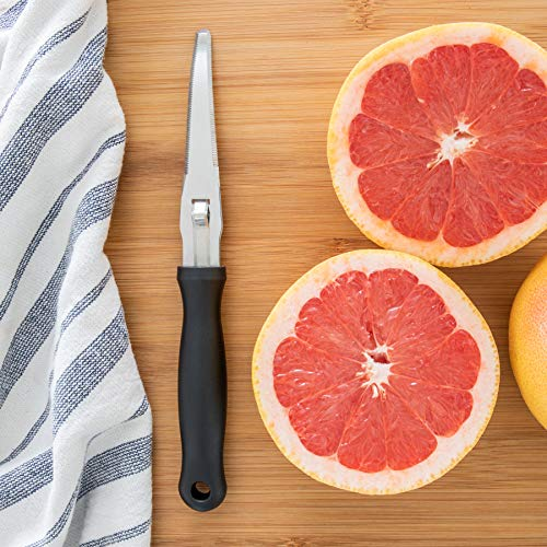 Better Houseware Grapefruit Knife, Stainless Steel