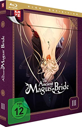 The Ancient Magus Bride - Vol.3 - [Blu-ray]