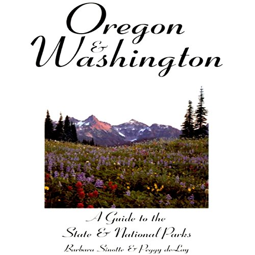 Oregon and Washington audiobook cover art