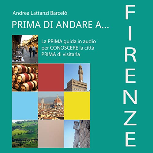 Prima di andare a Firenze audiobook cover art