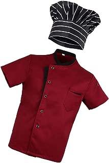 Amazon.es: ropa de cocinera mujer
