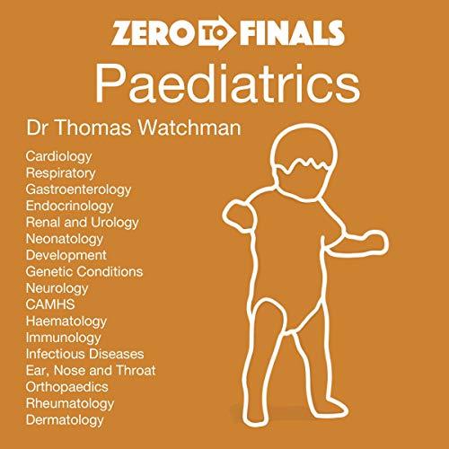 Zero to Finals Paediatrics cover art