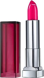Maybelline New York Color Sensational Pink Lipstick, Satin Lipstick, Vivid Rose, 0.15 Ounce, Pack of 1