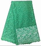 PENVEAT französisch Nettospitze Gewebe für Kleid