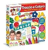 Clementoni 13353 Libro y página para Colorear - Libros y páginas para Colorear (Niño/niña, 4 año(s), 5 año(s), 425 mm, 311 mm, 11,2 cm)
