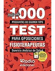 Fisioterapeutas del SAS. Más de 1.000 preguntas de examen tipo test.