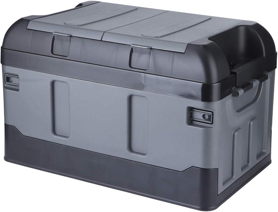 Arlington Mall Car Trunk Organizer 45L B Storage Collapsible Credence Plastic