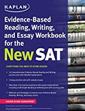 Kaplan Evidence-Based Reading, Writing, and Essay Workbook for the New SAT (Kaplan Test Prep)
