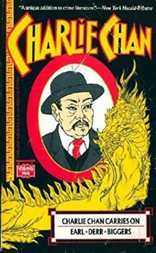 Charlie Chan Carries On (Charlie Chan #5) (English Edition)