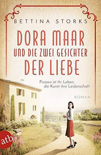 Buchseite und Rezensionen zu 'Dora Maar und die zwei Gesichter der Liebe' von Bettina Storks