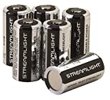 Best Cr123 Batteries - Streamlight 85180 CR123A Lithium Batteries, 6-Pack Review