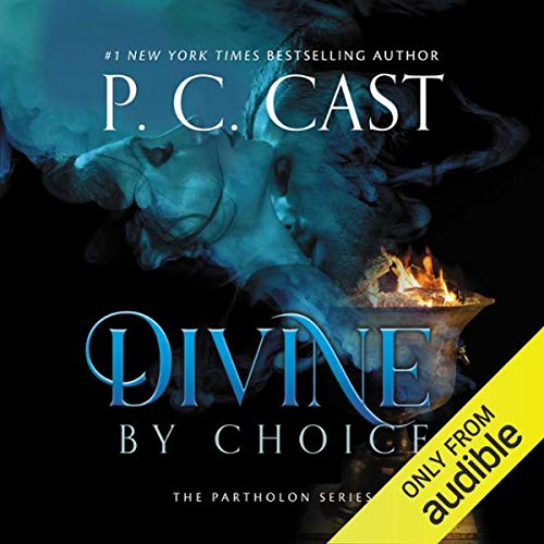 Divine by Choice audiobook cover art