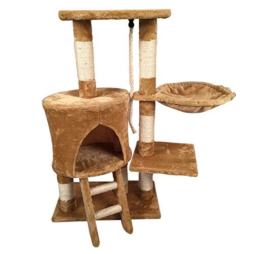 Cama Para Gato Ventana Montada Hamaca  marca Fancy Pets