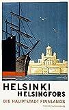 The Poster Corp Helsinki Helsingfors Die Hauptstadt Travel