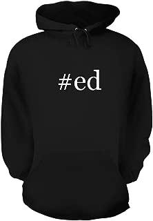 #ed - A Nice Hashtag Men's Hoodie Hooded Sweatshirt