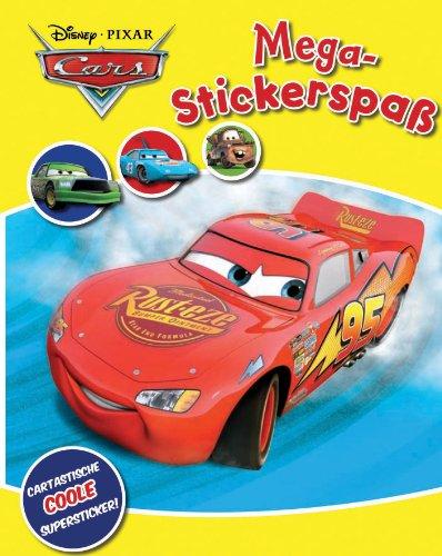 Disney: Mega-Stickerspaß Cars