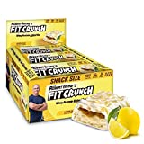 Created by co-founder and celebrity chef Robert Irvine to provide quality nutrition and an unmatched taste that you'd expect from a world-renown chef. FITCRUNCH makes getting your protein more enjoyable than ever before. Sold world-wide, enjoyed by a...