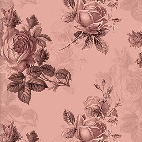 Craft Consortium Pink Rose - Decoupage papier 3 stuks