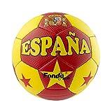 Balón Pelota Fútbol Playa España Foam 22 cm