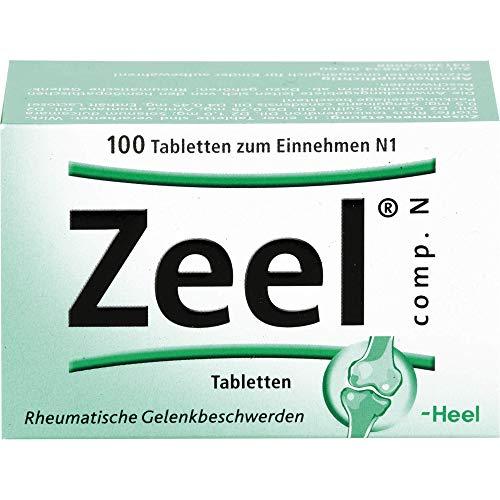 Zeel comp. N Tabletten bei rheumatischen Gelenkbeschwerden, 100 St. Tabletten
