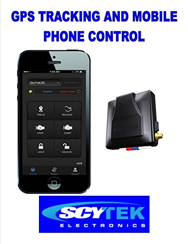 MobiLink G3 GPS Tracking and Smart Phone Control 2 Way All ScyTek Car Alarms