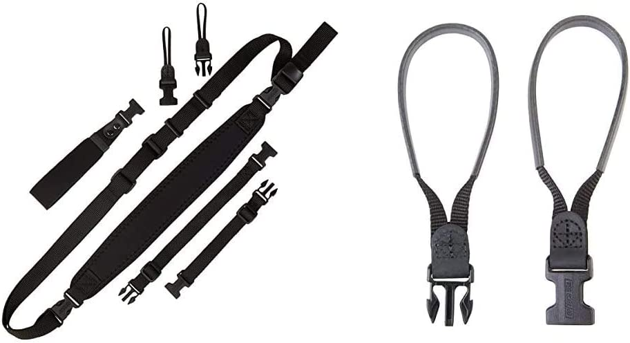 OP TECH USA High material 1001001 Super Classic Black Camera Combo Strap Cheap super special price Kit