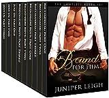 Bound For Him: (A Billionaire BDSM Boxed Set - 9 Stories) The Bacchanalia Collection