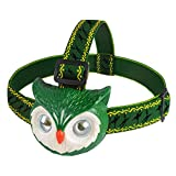 DX DA XIN kids Head Torch LED Headlamp Flashlight for Boys 3 Modes Helmet Light Head Lamp for Reading Running Camping Hiking Fishing Reading and Parties Great for Outdoor Explore Light