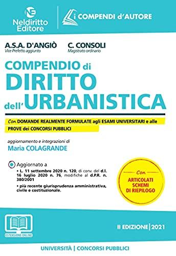 Compendio di diritto dell'urbanistica