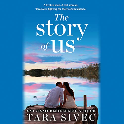 The Story of Us audiobook cover art
