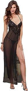 Chiffon Lingerie Dress For Women - 2724463799148
