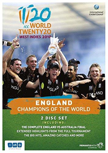 Twenty20 Cricket - England Champions Of The World [DVD]