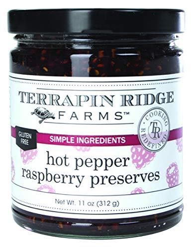 Terrapin Gorgeous Brand new Ridge Farms Hot Pepper Raspberry – Preserves 1 One