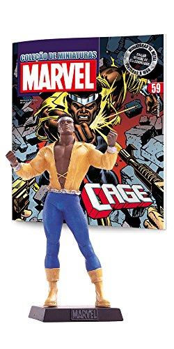 Marvel Figurines. Luke Cage