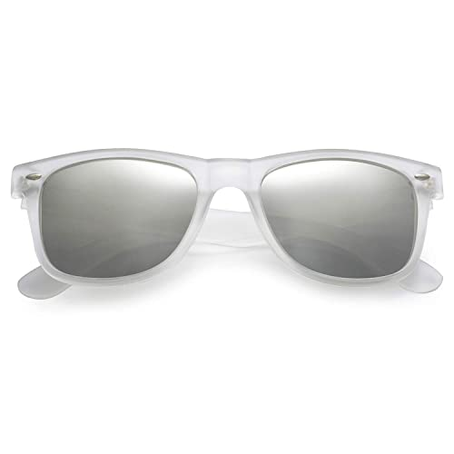 997299cfe25e Polarspex Polarized 80 s Retro Classic Trendy Stylish Sunglasses for Men  Women