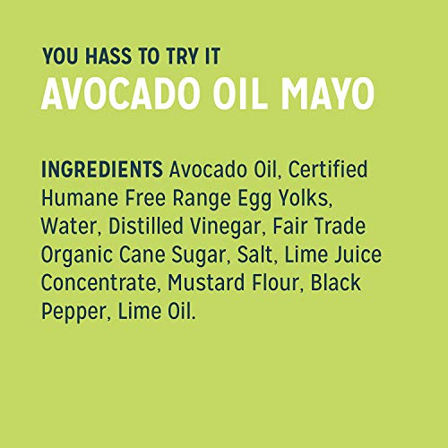 Sir Kensington's Avocado Oil Mayonnaise, 16 Fl Oz (Pack of 1)
