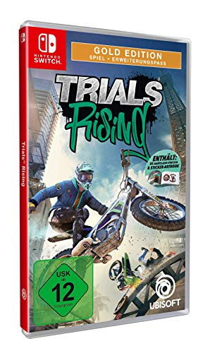 Trials Rising - Gold Edition - [Nintendo Switch]