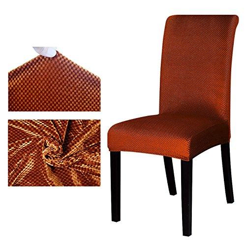 COTZFUK - Funda elástica para silla de hotel, comedor, banquete, decoración del hogar, café, tamaño universal