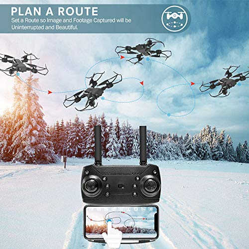 JoyGeek-720P-HD-Drone-with-Camera-for-Kids-Adults-Gifts-Foldable-FPV-Remote-Control-RC-Quadcopter-for-Children-Beginners-Boys-Toys-Wifi-Live-Video-Gyroscope-Aircraft-Altitude-Hover-Plane-for-iPhone