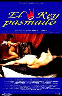 The Dumbfounded King Movie Poster (27 x 40 Inches - 69cm x 102cm) (1991) Spanish -(Stefania Sandrelli)(Anna Galiena)(Juan Diego)(Penélope Cruz)(Javier Bardem)(Jordi Mollà)