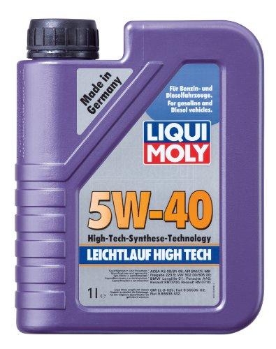 LIQUI MOLY 3863 Leichtlauf High Tech Motoröl 5 W-40 1 L